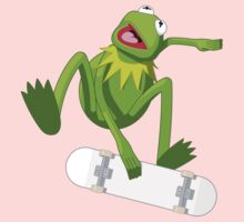 Skate Frog Kids Clothes