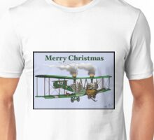 VICKERS VIMY AIRPLANE Unisex T-Shirt