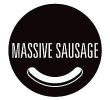Massive Sausage by Mark Walker