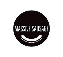 Massive Sausage Photographic Print