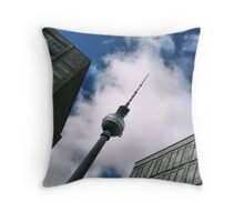 Alexander Platz Throw Pillow