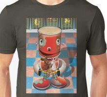 Robot's Pet  Unisex T-Shirt