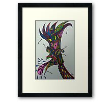 Let Go Framed Print