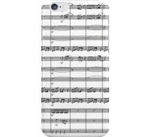 Sheet Music iPhone Case/Skin