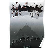 Bioshock Infinite: Rapture & Columbia Poster