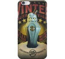 Bioshock infinite: OldMan Winter vigor iPhone Case/Skin