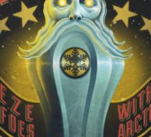 Bioshock infinite: OldMan Winter vigor Sticker