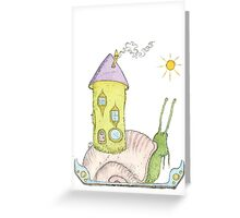 Solar Santuary Greeting Card