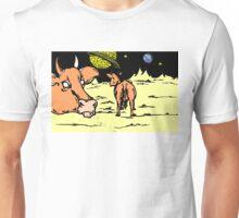 Space Cows! Unisex T-Shirt