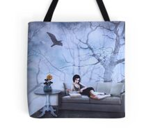 The End is the Beginning is the End Tote Bag