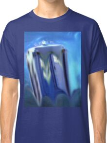 dr, who, tardis, melting, dali, Classic T-Shirt