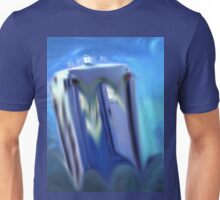 dr, who, tardis, melting, dali, Unisex T-Shirt