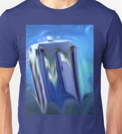 dr, who, tardis, melting, dali, Unisex T-Shirt