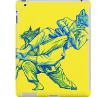 Martial Arts - Way of Life #3 iPad Case/Skin