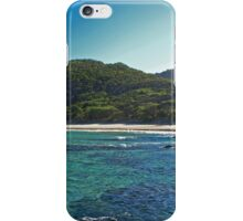 Where the rainforest meets the sea iPhone Case/Skin