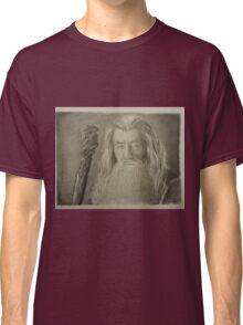 Gandalf the Gray Classic T-Shirt