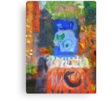 city #10 Canvas Print