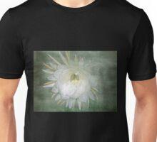 Epiphyllum oxypetallum - Queen Of The Night Cactus Unisex T-Shirt