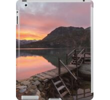 Fallen Leaf Lake at Dusk iPad Case/Skin