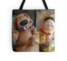 Disney Pixar UP Russell Dug  Tote Bag