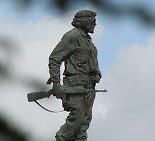 Che Guevara by Ursula Tillmann