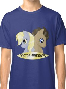 Doctor Whooves & Companion Classic T-Shirt
