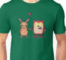 Retro Besties Unisex T-Shirt