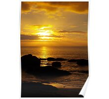 Dunsborough Bay Sunrise Poster