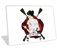 Let's Have Dinner Laptop Skin