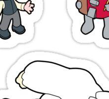 Regular Show Sticker Sheet  Collection 2 Sticker
