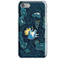 Alice's Fall iPhone Case/Skin