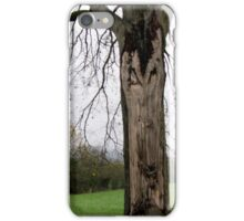 Badly injured! - please read iPhone Case/Skin