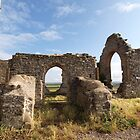 Ruined Church in Somerset by kalaryder