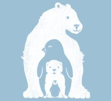 Arctic Friends Kids Tee