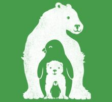 Arctic Friends Kids Tee