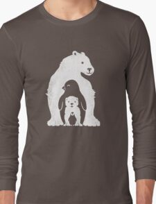 Arctic Friends Long Sleeve T-Shirt
