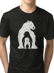 Arctic Friends Tri-blend T-Shirt