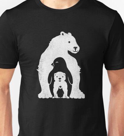 Arctic Friends Unisex T-Shirt