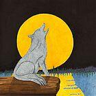Jordan's Wolf by Judy Newcomb