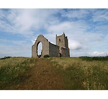 Ruined Church in Somerset - 4 Photographic Print