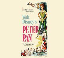 Walt Disney Peter Pan Classic by MagicCase