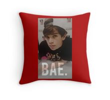 Hayes-BAE. Throw Pillow