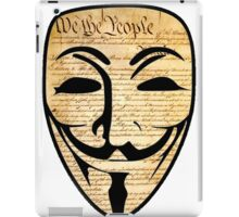 Freedom Fighter iPad Case/Skin