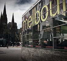 melbou... by Nathan Jacobs