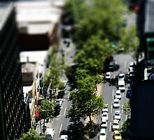 Mini Collins St by Lambros