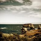 Bay of Martyrs, Great Ocean Road, Victoria by Samantha Cole-Surjan