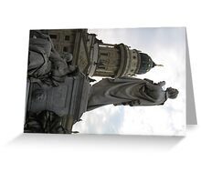 Monument, Berlin Greeting Card