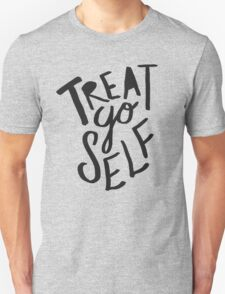 Treat Yo Self: Holiday Edition Unisex T-Shirt