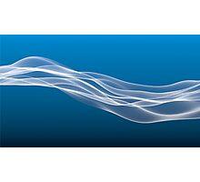 PS3/PS4 Wave XMB Photographic Print