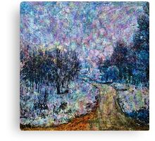Hyperborean Landscape 7 Canvas Print